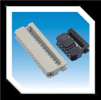 1.27~2.54mm IDC Connector