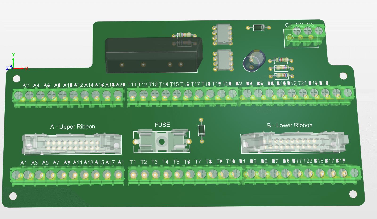 3D Printed Circuit Board Design – Animated