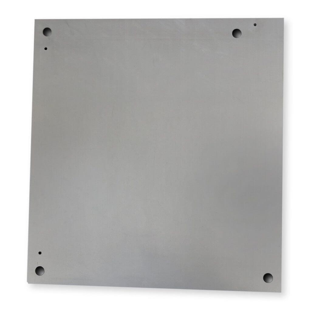 Raw Aluminum PCB