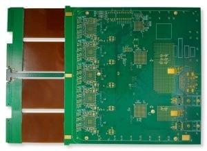 8 Layer Rigid Flex Printed Circuit Board